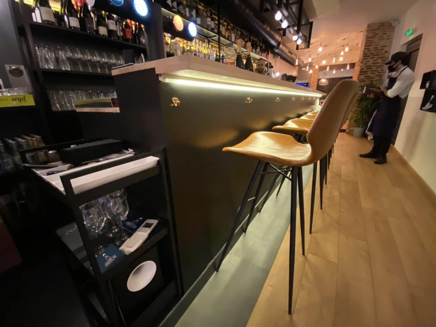 fabricant comptoir bar professionnel