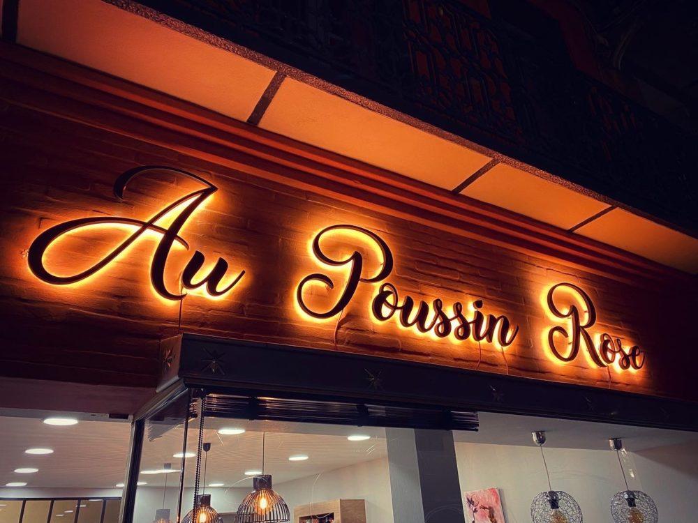 Enseigne Toulouse pour boulangerie