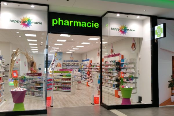 Pharmacie Borderouge