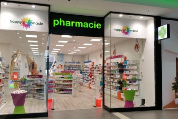 Pharmacie Borderouge