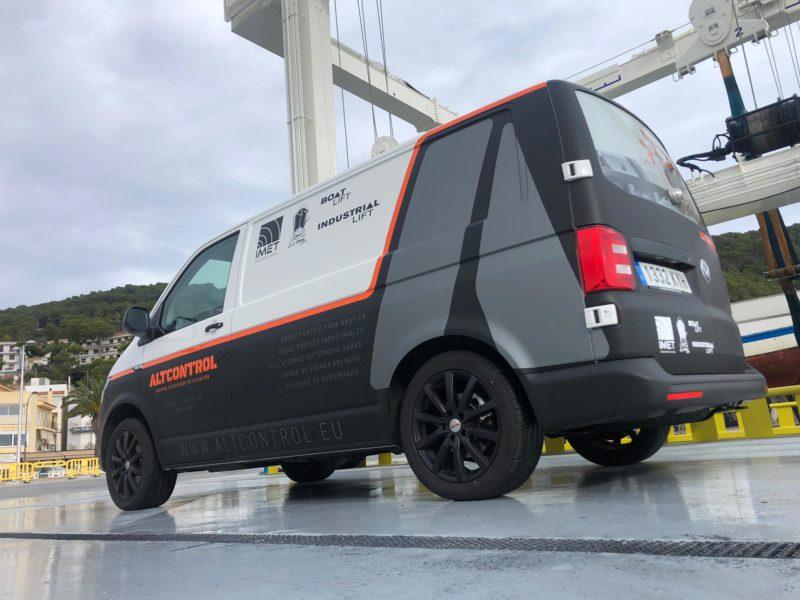 Marquage véhicule Toulouse signalétique et enseigne