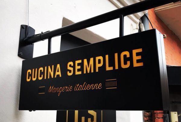 CUCINA SEMPLICE