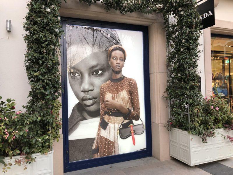 Flocage publicitaire vitrine Toulouse