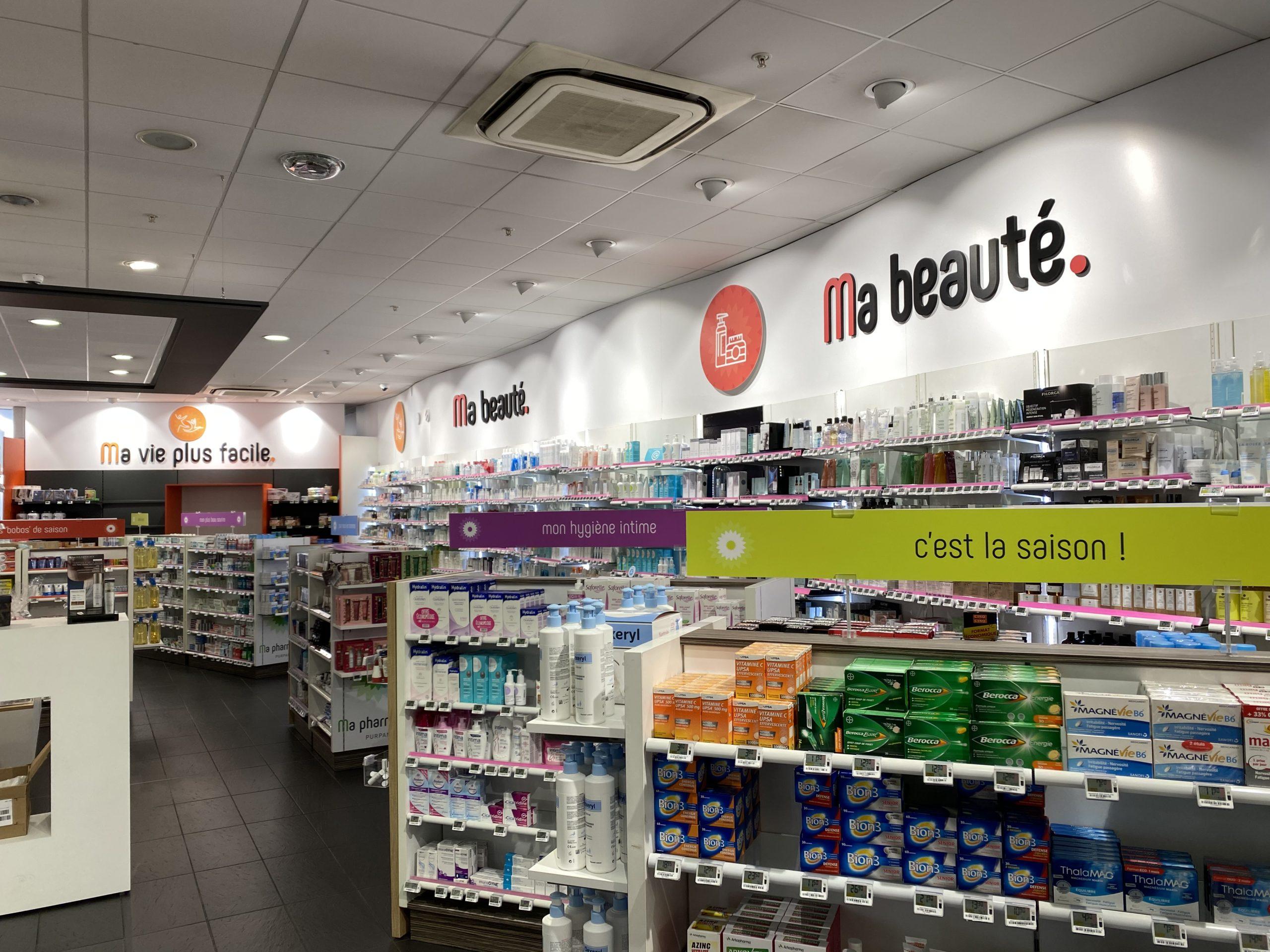 Enseigne pharmacie Toulouse