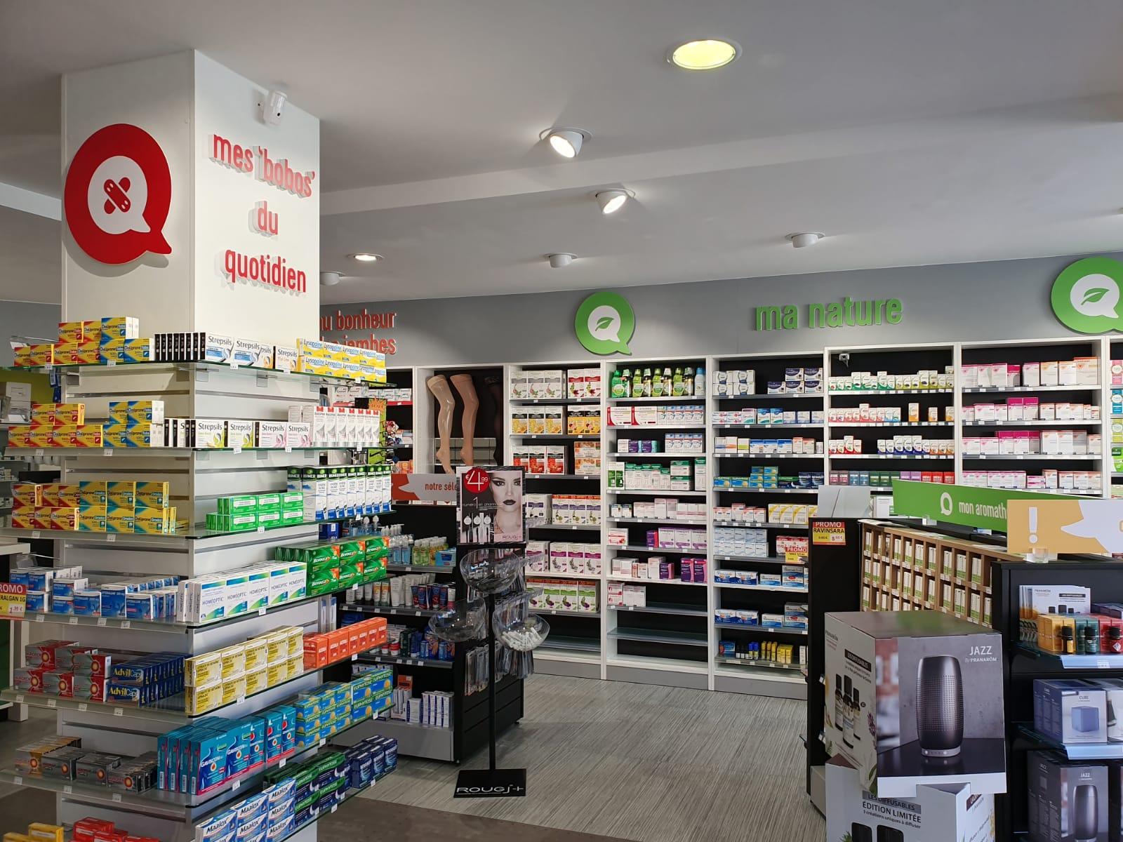 Signalétique pharmacie Toulouse