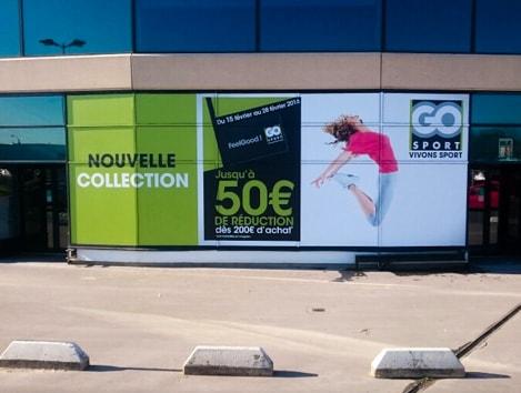marquage vitrine marquage publicitaire Toulouse