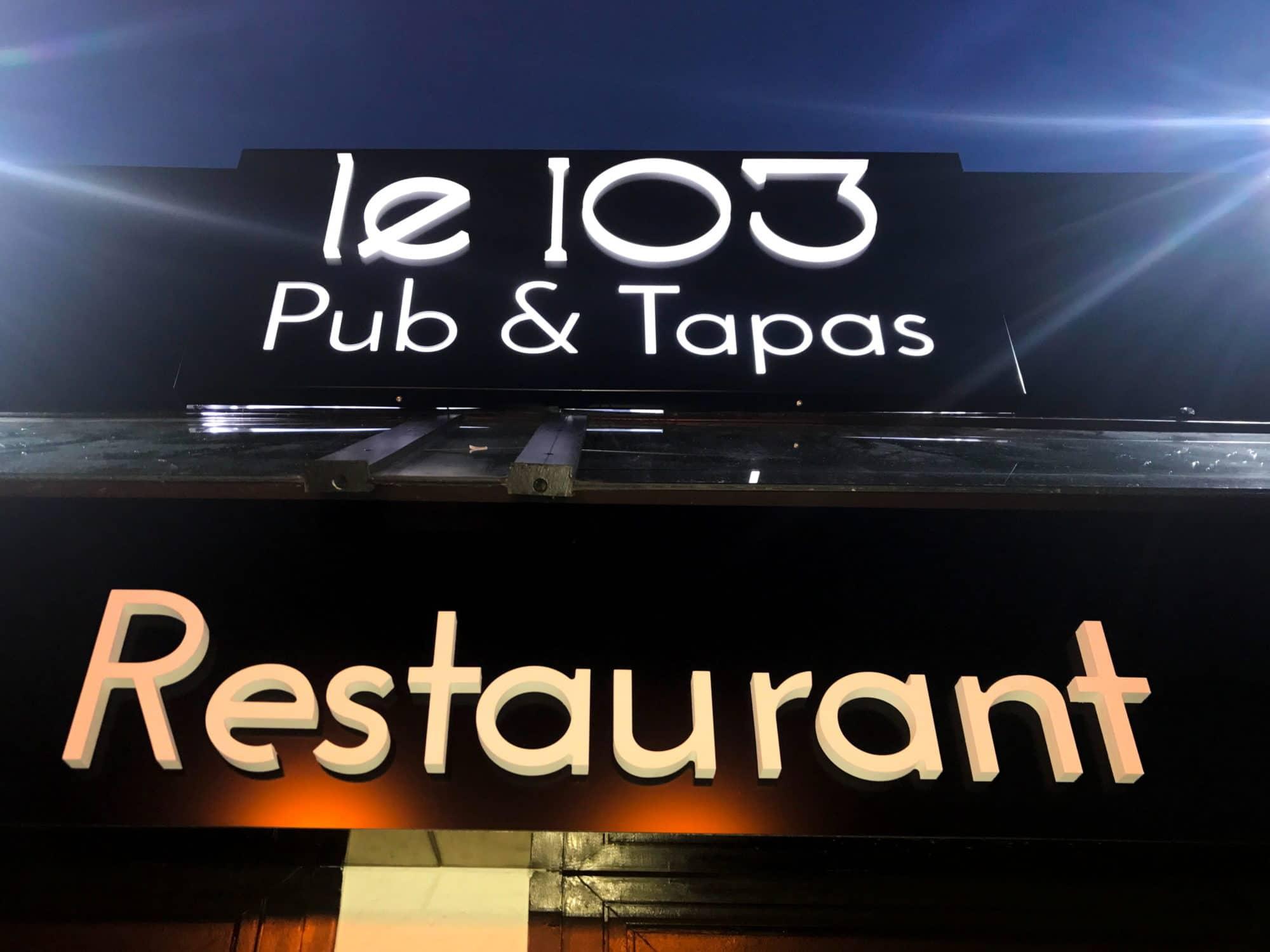 enseigne Toulouse magasin enseigne et signalétique - marquage vitrine - adhésif vitrine - Enseigne lumineuse - Enseigne restaurant bar enseigne led enseigne lumineuse Toulouse et midi-pyrennées enseigniste Toulouse