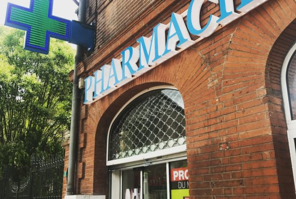 Pharmacie Jardin Des Plantes