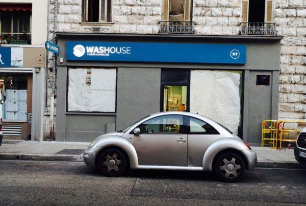 WASHOUSE