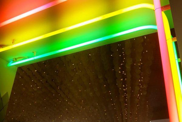 Enseigne néons
