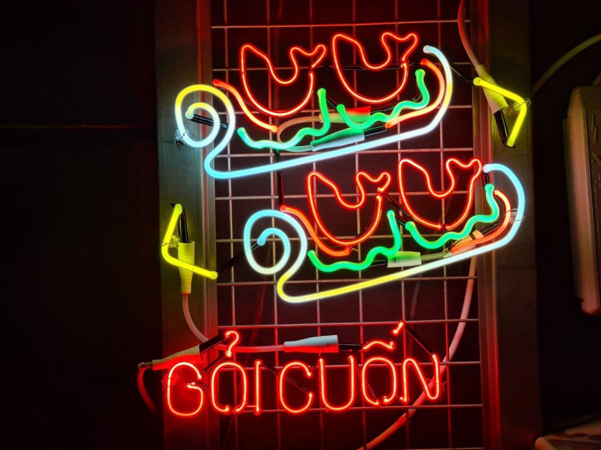 Enseigne néons Toulouse lumineuse