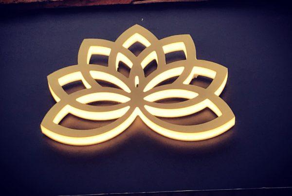 Enseigne lumineuse Toulouse SPA