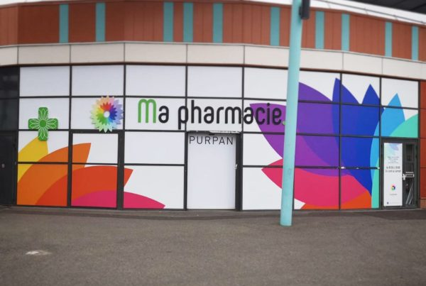 Enseignes Lumineuses pharmacie Toulouse
