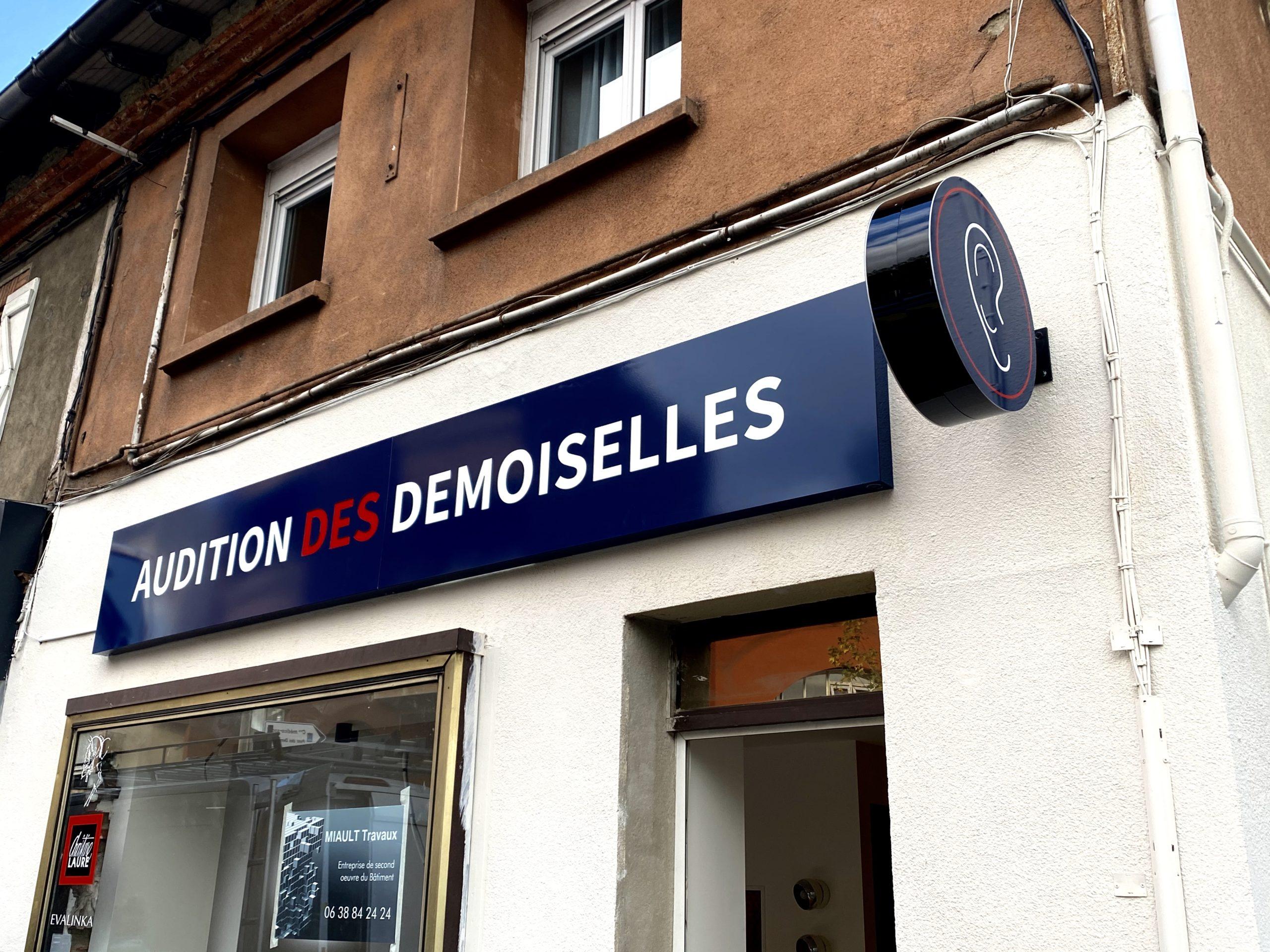 Enseigne Toulouse