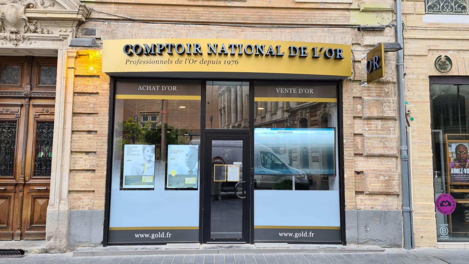 Fabricant enseigne Toulouse Capitole